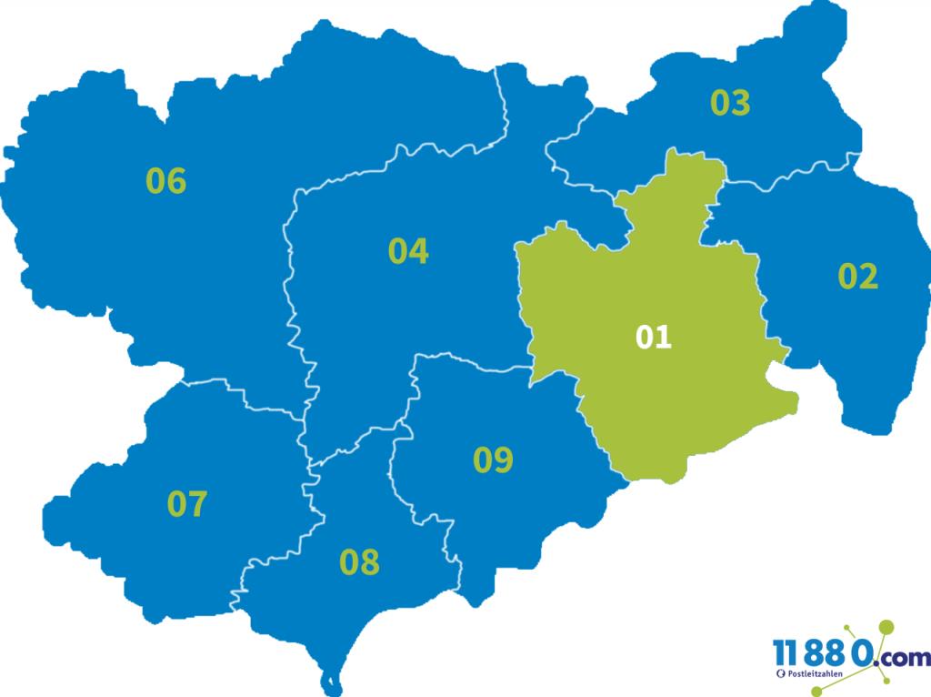 PLZ-Gebiet 01