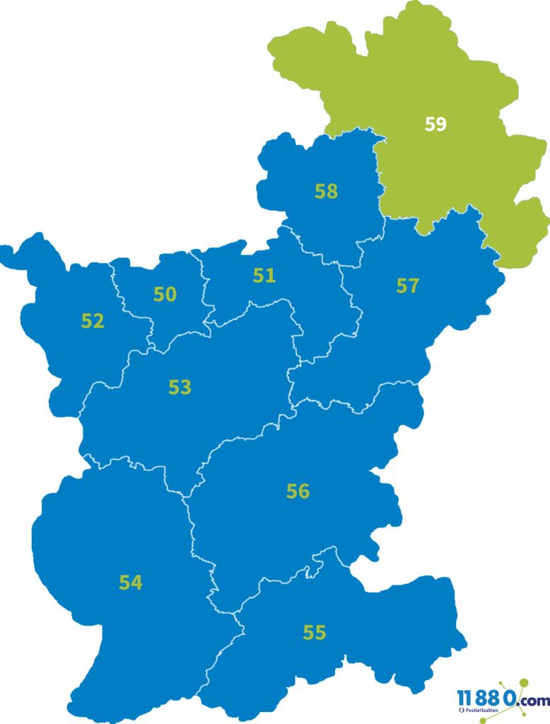 PLZ Bereich 59