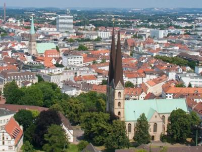 PLZ Bielefeld